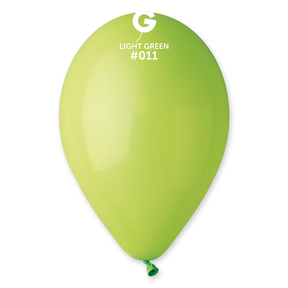 #011 Light Green