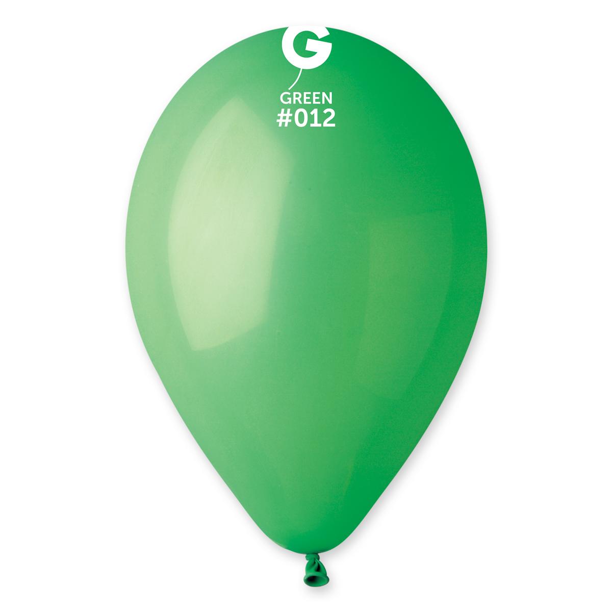 #012 Green