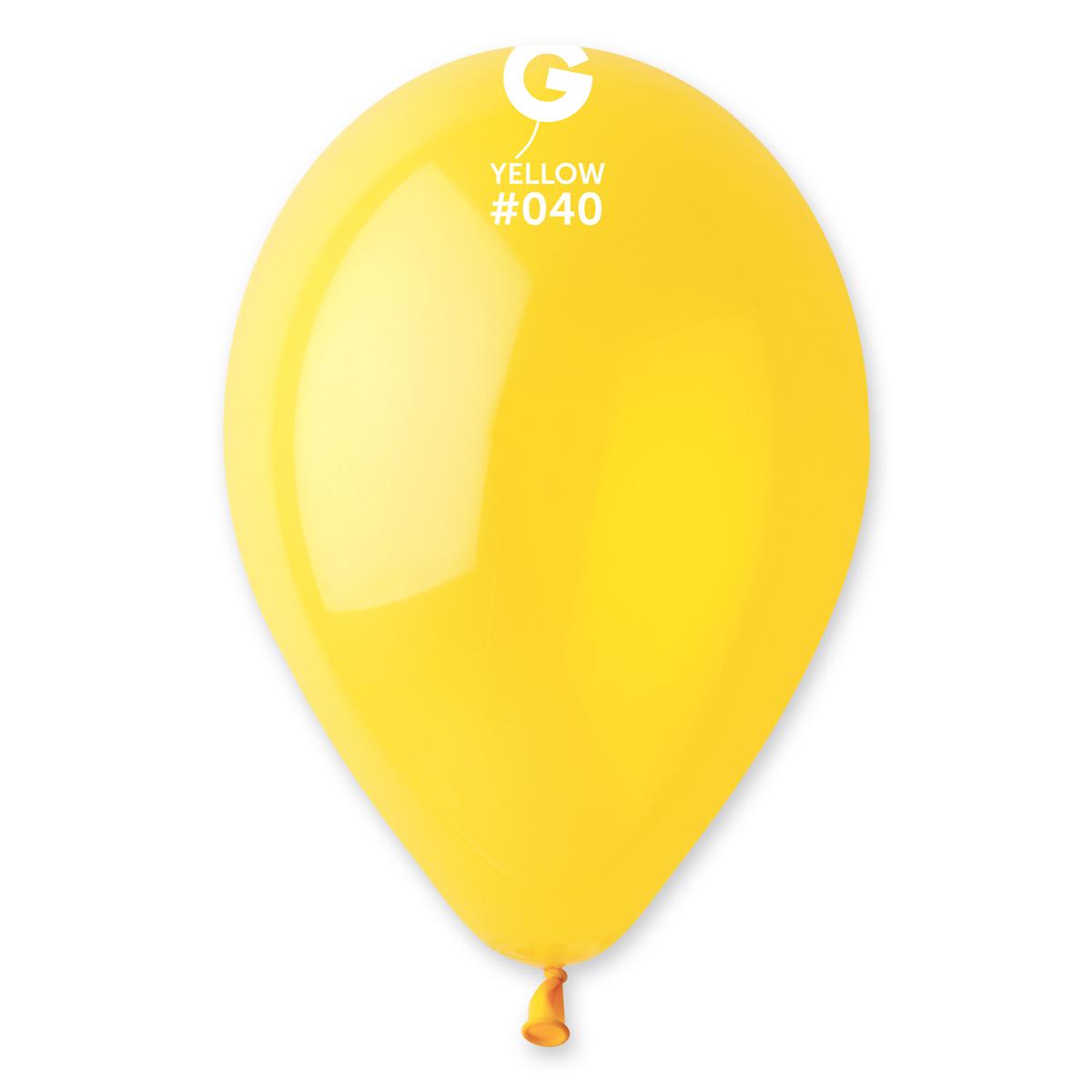 #040 Yellow