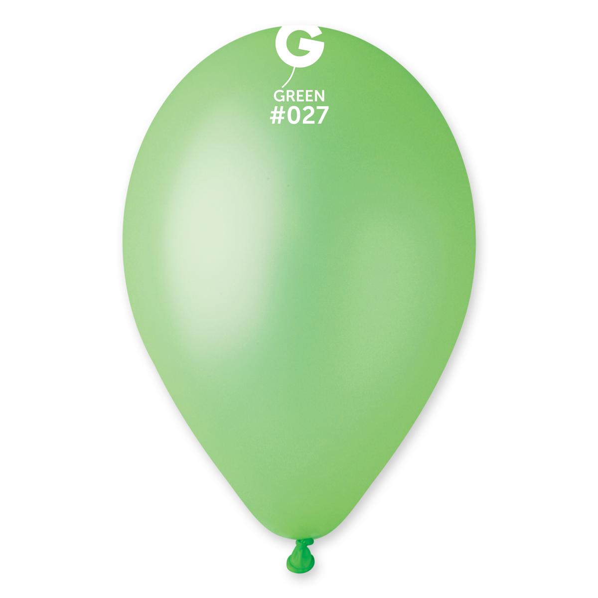 #27 Green