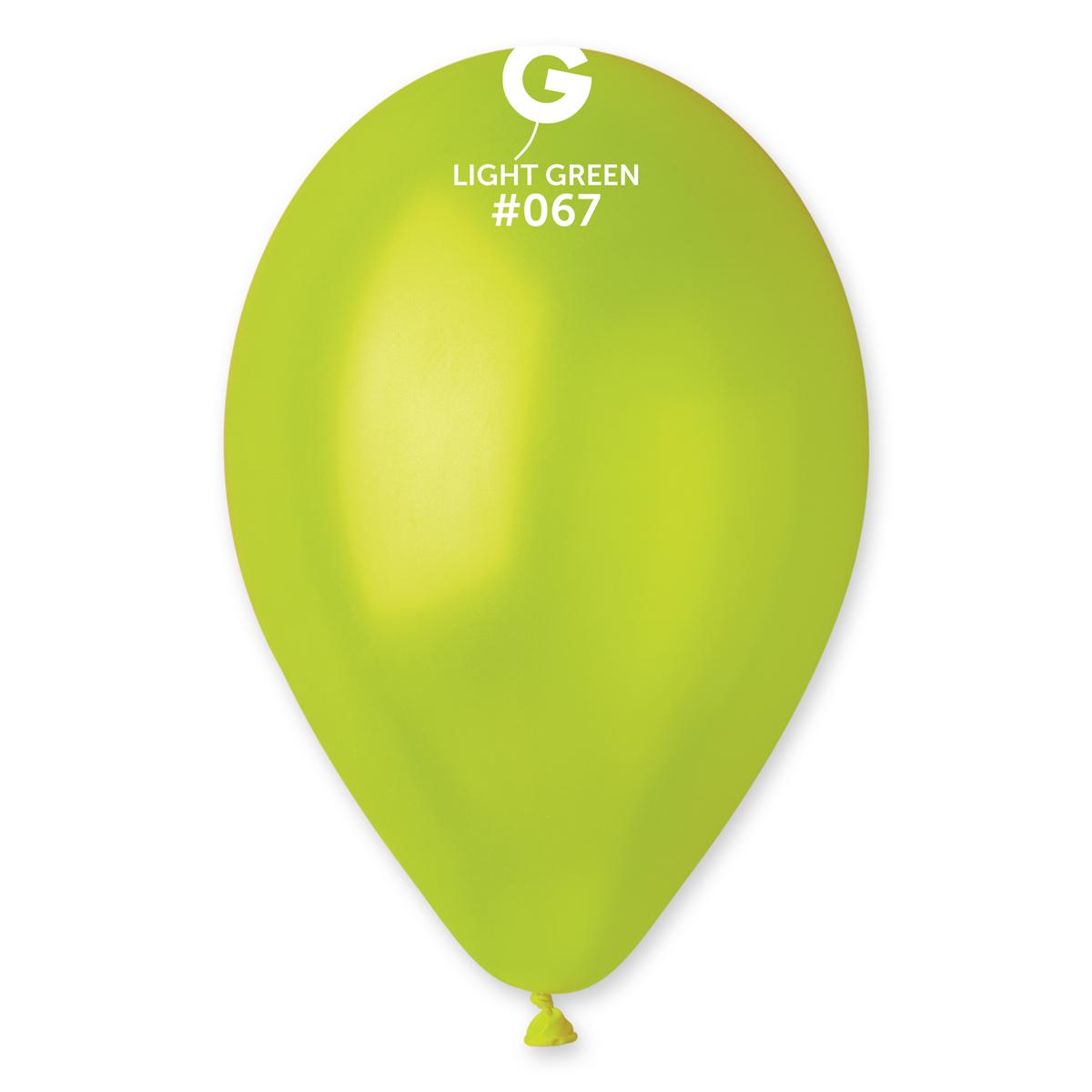 #067 Light Green